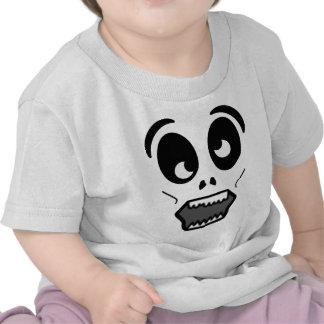 Cartoon Zombie Tee Shirts