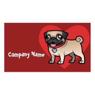 Cartoonize My Pet Pack Of Standard Business Cards