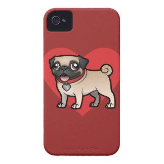 Cartoonize My Pet iPhone 4 Case-Mate Case