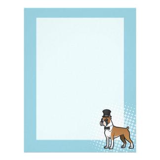 Cartoonize My Pet Letterhead Template