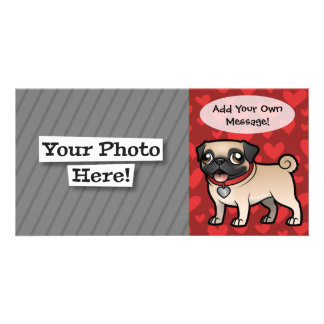 Cartoonize My Pet Photo Cards