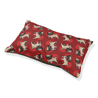 Cartoonize My Pet Small Dog Bed