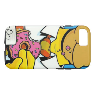 Cartoons lover it's your thing. iPhone 8/7 case
