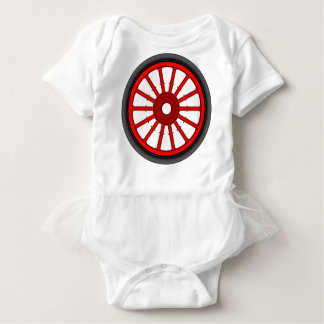 Cartwheel Baby Bodysuit