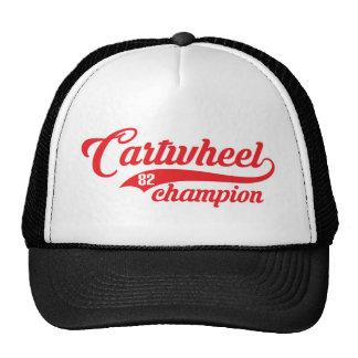 Cartwheel Champion Trucker Hat