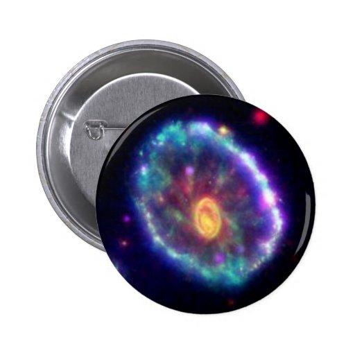 Cartwheel Galaxy Button