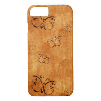 Carved Butterflies iPhone 7 Case