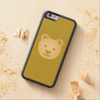 Carved® iPhone 6/6s Wood Case - Bear