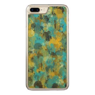 Carved iPhone 6 Plus Slim Wood Carved iPhone 7 Plus Case