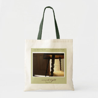 Carved Light by gretchen Tote Bag