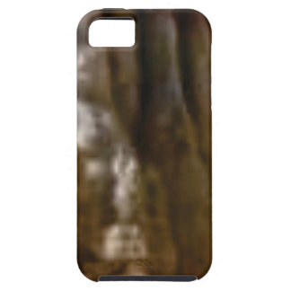 carved muscles in rock iPhone 5 cases