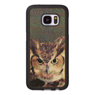 Carved® Samsung Galaxy S7 Wood Case - Owl