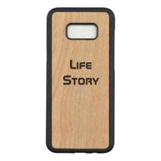 Carved Slim Case for Samsung Galaxy S8 Plus