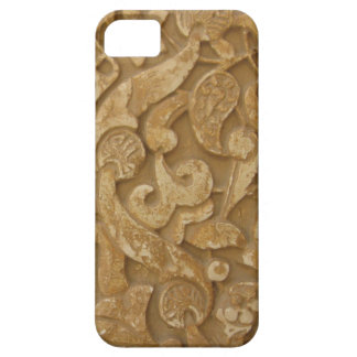 Carved Stone iPhone SE + iPhone 5/5S, Barely There iPhone 5 Cases