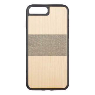 carved test carved iPhone 7 plus case