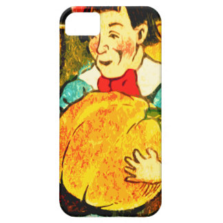 Carving Clyde Case For The iPhone 5