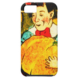 Carving Clyde iPhone 5 Cases