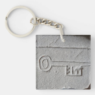 Carving keychain