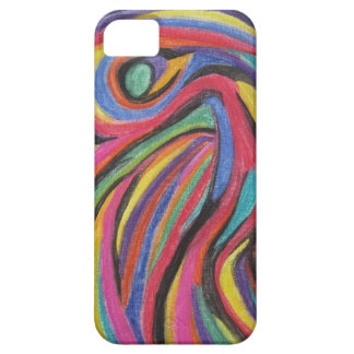 Cas abstrait de l'iPhone 5 Coques iPhone 5 Case-Mate