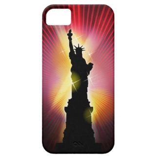 Cas américain de l'iPhone 5 de beauté Étui iPhone 5