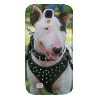 Cas anglais de l iPhone 3G 3GSSpeck de bull-terrie