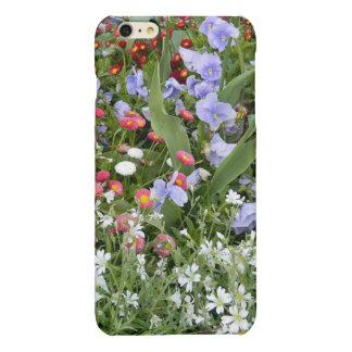 Cas anglais de l'iPhone 6 de jardin de pays