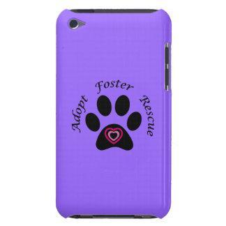 Cas animal de contact d'iPod de délivrance Étui Barely There iPod