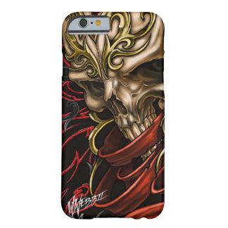 Cas celtique de l'iPhone 6 de crâne Coque Barely There iPhone 6