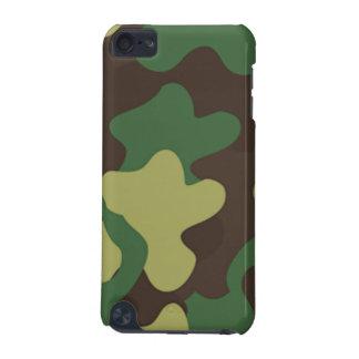 Cas de contact d'IPod de camouflage Coque iPod Touch 5G