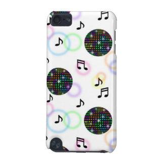 Cas de contact d'iPod de fièvre de disco Coque iPod Touch 5G