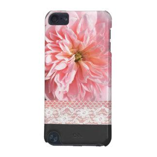 Cas de contact d'iPod de rose de rose Coque iPod Touch 5G