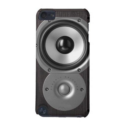 Cas de contact d'iPod d'orateur