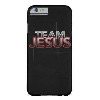 cas de Jésus d'équipe Coque iPhone 6 Barely There