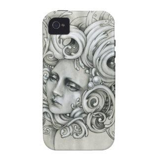 Cas de l iPhone 4 4s de sirène de JDM iPhone 4 Case