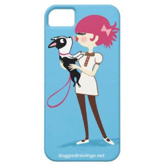 cas de l iPhone 5 La boogie aime Tout-Puissant Coque iPhone 5