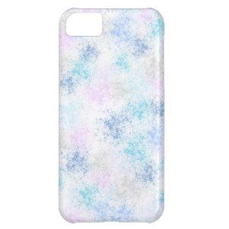 Cas de l iPhone 5C de flocons de neige d hiver