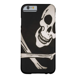 Cas de l iPhone 6 d identification de jolly roger Coque iPhone 6 Slim