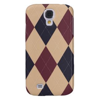 cas de l'iPhone 3G - Jacquard - cheville ouvrière Coque Galaxy S4