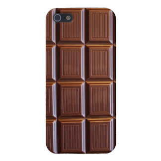Cas de l'iPhone 5 de barre de chocolat Coque iPhone 5