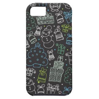 Cas de l'iphone 5 de cadeau de Noël et de concepti Coque Case-Mate iPhone 5