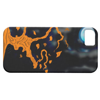 Cas de l'iPhone 5 de Halloween Coque Barely There iPhone 5