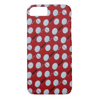 Cas de l'iPhone 6/6s de point de polka Coque iPhone 8/7