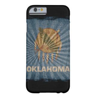 cas de l'iPhone 6 avec le drapeau d'état de l'Okla