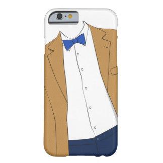 Cas de l'iPhone 6 de cravate d'arc Coque Barely There iPhone 6