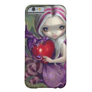 """Cas de l'iPhone 6 """"de dragon de Valentine"""" Coque Barely There iPhone 6"""