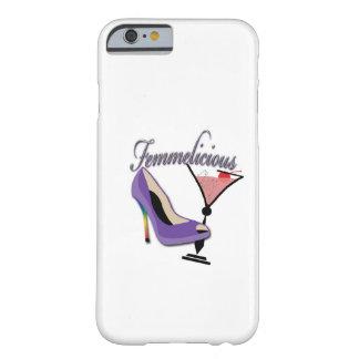 Cas de l'iPhone 6 de Femme Femmelicious de virago