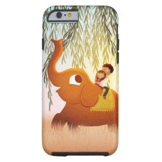 cas de l'iPhone 6 de saathi Coque Tough iPhone 6