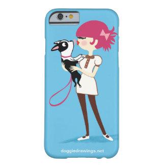 """cas de l'iPhone 6 : La boogie aime Tout-Puissant """" Coque iPhone 6 Barely There"""