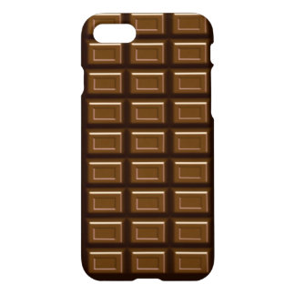 Cas de l'iPhone 7 de barre de chocolat Coque iPhone 7