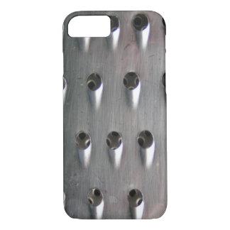 Cas de l'iPhone 7 de râpe de fromage Coque iPhone 7